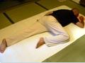 坐骨神経痛の寝相